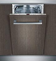 Посудомоечная машина Siemens SR65N031EU (45 см, 9 комплектов посуды, встраиваемая)