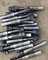 Болты фундаментные с коническим концом ГОСТ 24379.1-80 тип 6