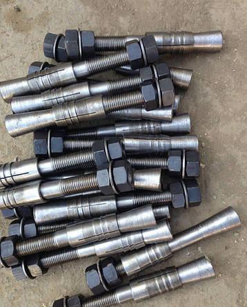 Болты фундаментные с коническим концом ГОСТ 24379.1-80 тип 6, фото 2