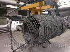 Проволока пружинная 8мм  ГОСТ 9389-75