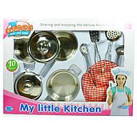 Детский нержавеющий кухонный набор, 10 предметов
