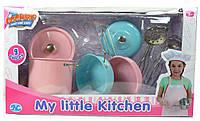 Детский нержавеющий кухонный набор (9 предметов)