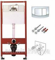 Инсталляция TECE с подвесным унитазом Joyce Direct Flush + крышка Softclose Slim COMBIPACK, фото 1