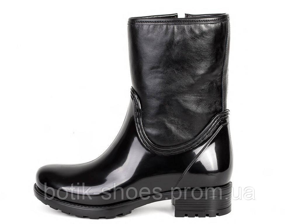 Жіночі гумові чоботи Mida 22079 - интернет-магазин обуви
