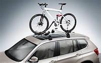 Кронштейн крепления велосипеда на крышу BMW Новый Оригинальный