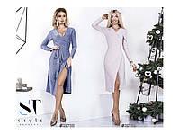 Женское платье люрекс-классик, фото 1