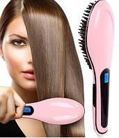 Электрическая расческа-выпрямитель Fast Hair Straightener HQT-906 new