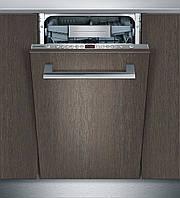 Посудомоечная машина Siemens SR66T097EU (45 см, 10 комплектов посуды, встраиваемая)