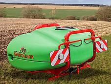 Фронтальный бак 1100 л. Krukowiak (Польша)