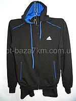Спортивные костюмы мужские оптом купить со склада в Одессе 7 км - трикотаж, (48-56)