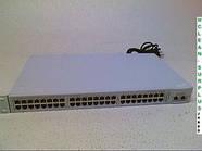 Коммутатор SuperStack3 4250T 3C17302 > E-net Switch 48port (48UTP 10 / 100Mbps+2UTP 10 / 100 / 1000Mbps) бу