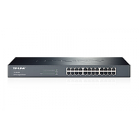 TP-Link TL-SG1024 24-port Gigabit Switch, 24 10/100/1000M RJ45 port