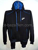 Спортивные костюмы мужские МАНЖЕТ оптом купить со склада в Одессе 7 км - трикотаж, (48-56)