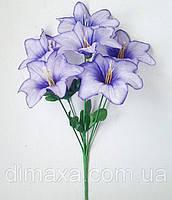 Букет искусственных цветов Колокольчик , 32 см, фото 1