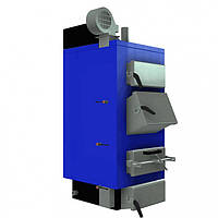Универсальный отопительный котел длительного горения на твердом топливе Неус-Вичлаз 75