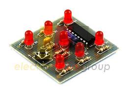 Игра электронный кубик сенсорным управлением K225.1 Набор
