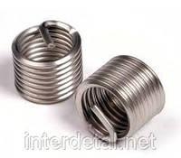 Резьбовые вставки для свечной резьбы M14х1,25х0,6D DIN 8140 A