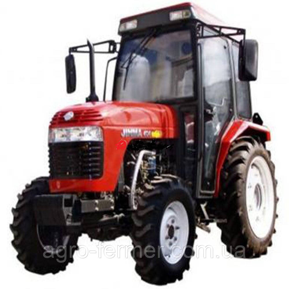 Трактор JINMA JMT404C (40 к. с., 4х4, 3-цил. диз. двигун,блокування діфф.)