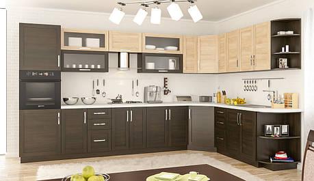 Кухня ГАММА (рамка) вар.1, фото 2