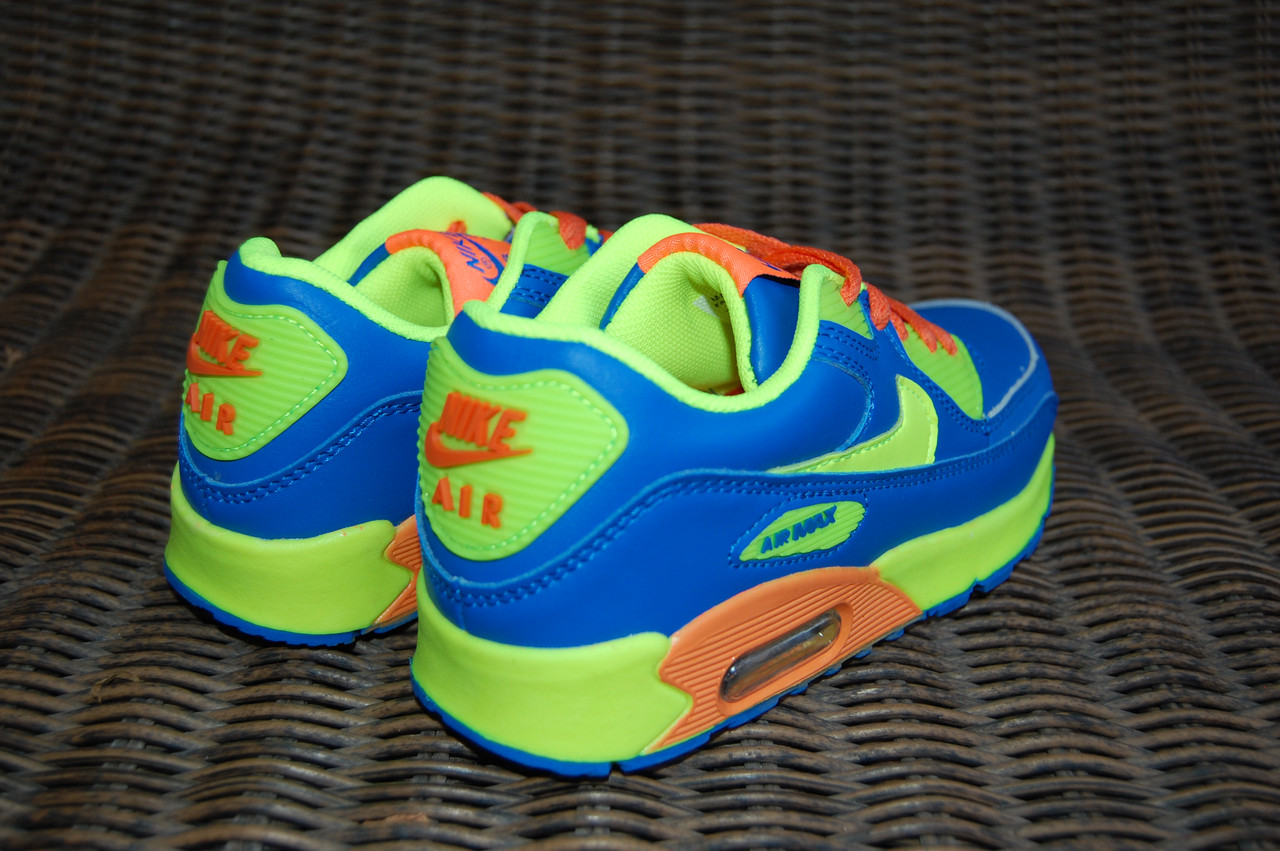 ed15a5062adb4 SALE 31-36рр Детские и подростковые кроссовки синие в стиле Nike Air Max  Вьетнам, цена 520 грн., купить в Одессе — Prom.ua (ID#650697443)