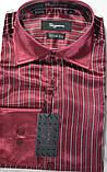Подростковые приталенные атласные рубашки SIGMAN недорого, фото 6