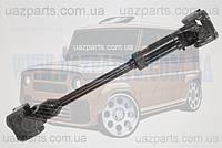 Вал карданный УАЗ-3160,315195,3163 Патриот (КПП 5-ст.) передний (L=509мм)