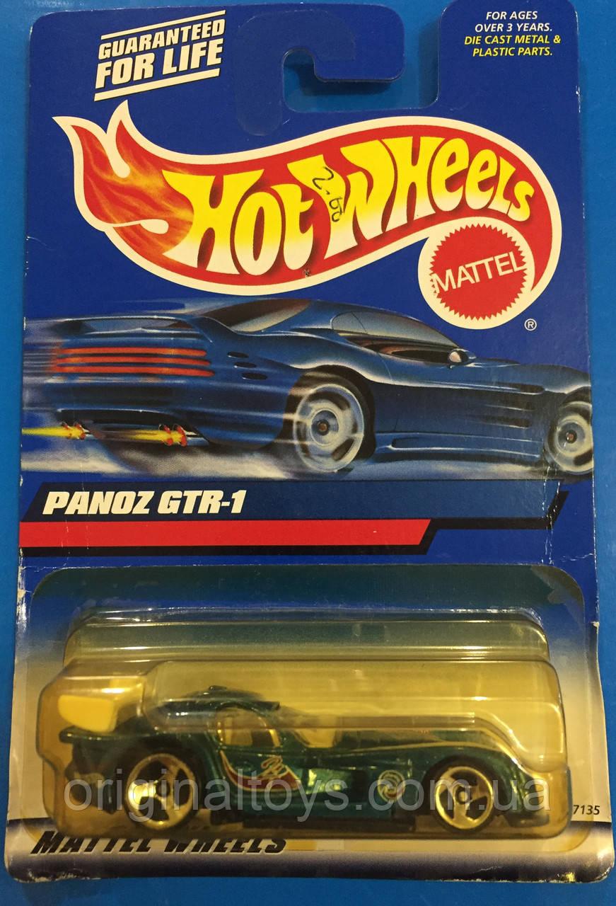 Базовая машинка Hot Wheels  Panoz GTR-1
