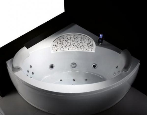 Гидромассажная ванна Grandehome WB230-1B6, 1500х1500х620 мм