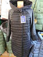 Пальто весеннее VISDEER черное