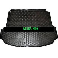 Коврик в багажник Acura MDX (2006>) (Avto-Gumm)