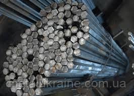 Шестигранник 46 мм сталь 40Х