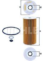 Фильтр маслянный  Hyundai Accent Elantra Matrix Kia Ceed Cerato Rio (Хюндай Киа) Mahle (MH OX424DOEK)