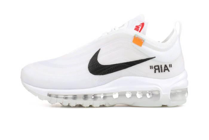 0ffee508d7fb Мужские кроссовки Off-White x Nike Air Max 97 (Реплика ААА+)  ...