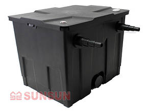 Фильтр Sunsun CBF- 350 UV, для пруда