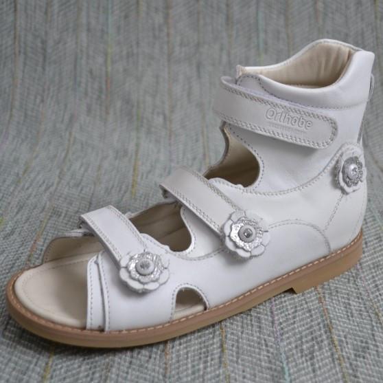 Высокие ортопед сандалии, Orthobe размер 33 34 36