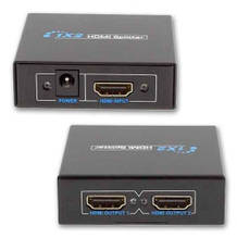 HDMI splitter 1x2  dc