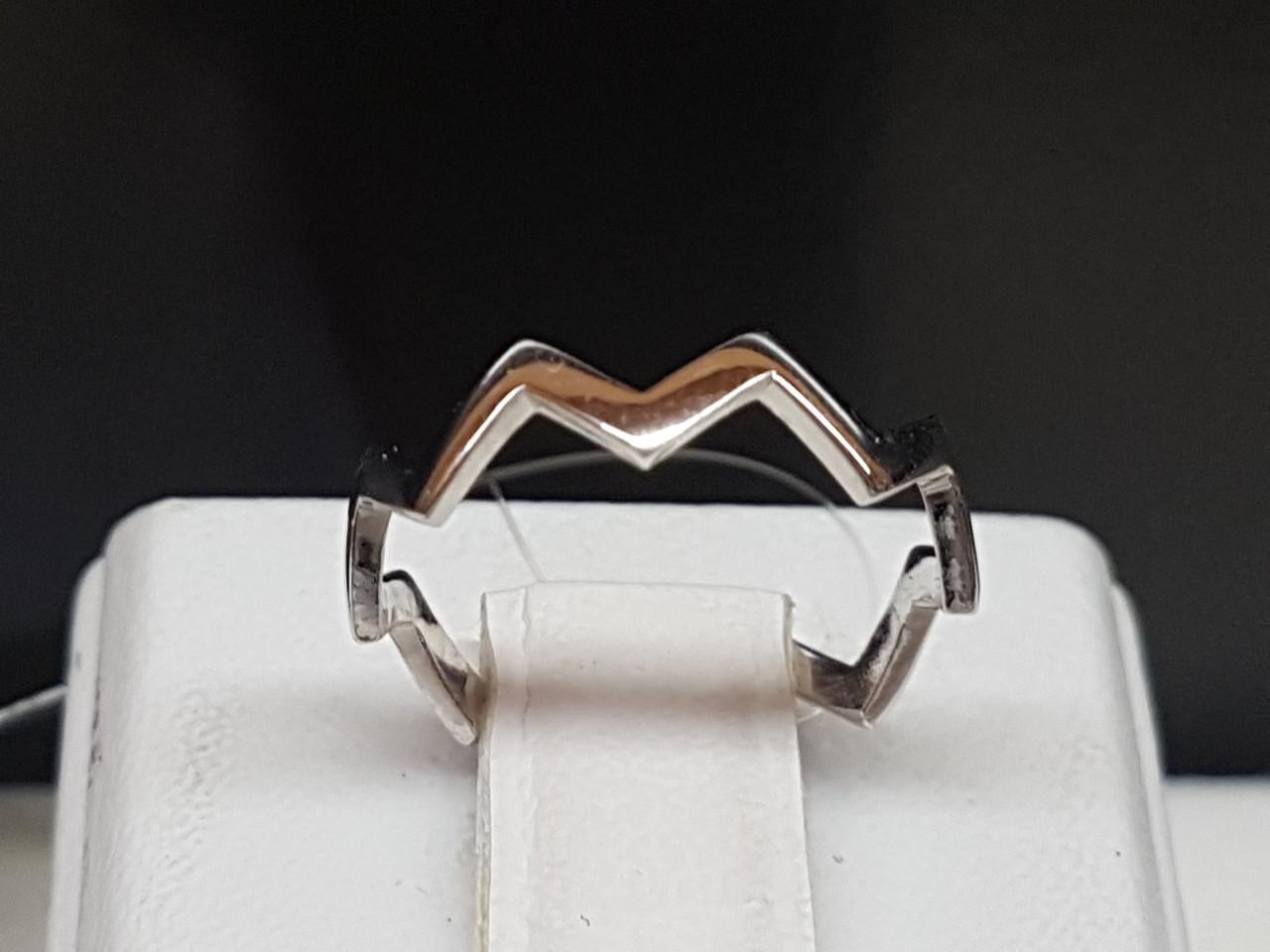 Серебряное кольцо. Артикул 901-00933 13