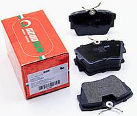 Тормозные колодки задние VW T4 94-03/Trafic/Vivaro/Primastar 01-  H=57mm