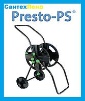 Катушка  для поливочного шланга с колесами  Presto-PS 1003
