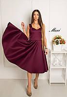 Платье. Ткань неопрен. Размер 42/44. (12010)