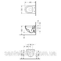 Набор инсталляция для унитаза Grohe Solido Perfect 4в1 с унитазом и крышкой Soft-Close, Арт. 39186000, фото 2