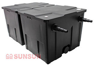 Фильтр Sunsun CBF- 350 B-UV, для пруда