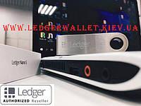 Ledger Nano S - мультивалютный апаратный кошелек для хранения криптовалют уже в продаже!