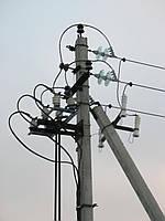 Опора ЛЕП СВ-105-3,6
