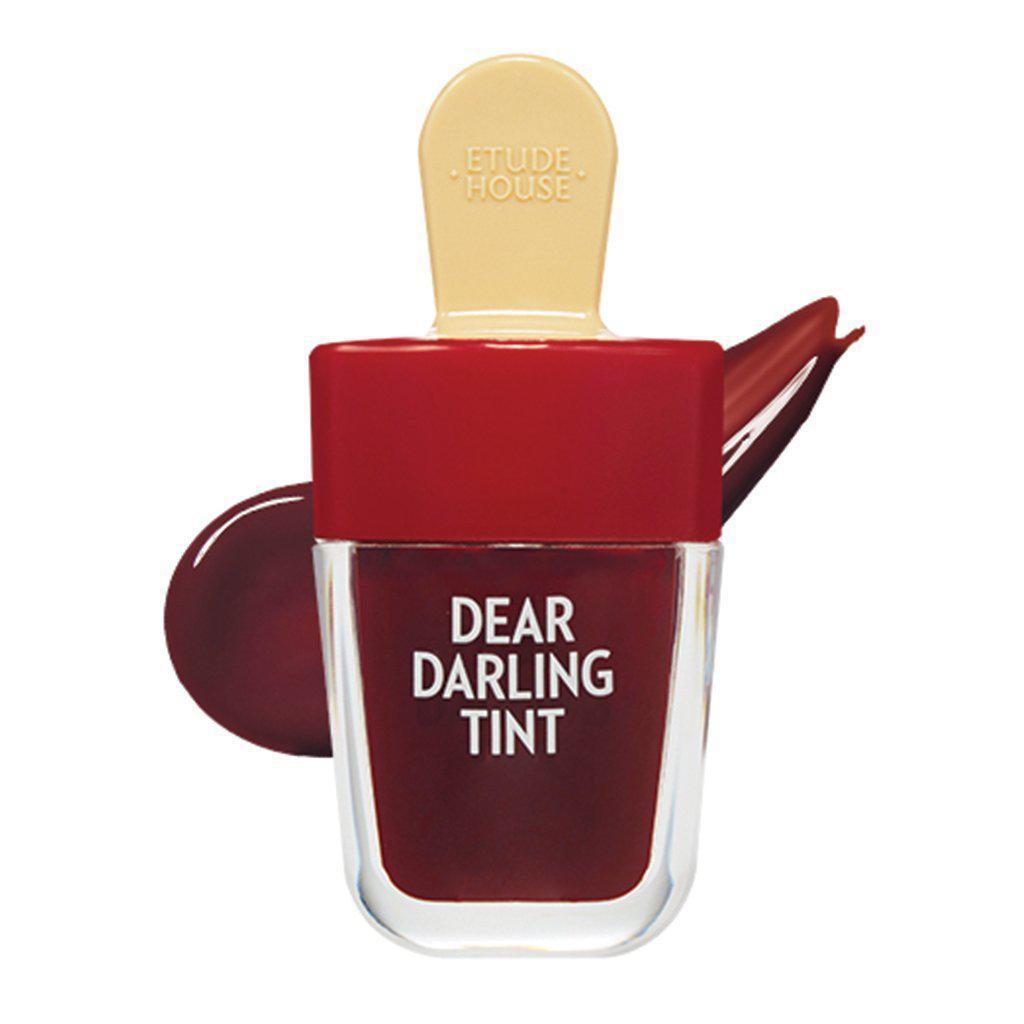 Тинт на водной основе Etude House Dear Darling Water Gel Tint Chocolate Red BR403