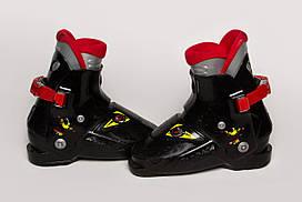Ботинки лыжные Nordica Super 01 Black-Yellow АКЦИЯ -20%