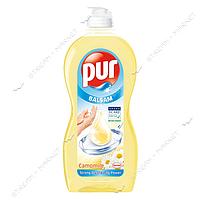 Pur Средство для мытья посуды Ромашка 450мл