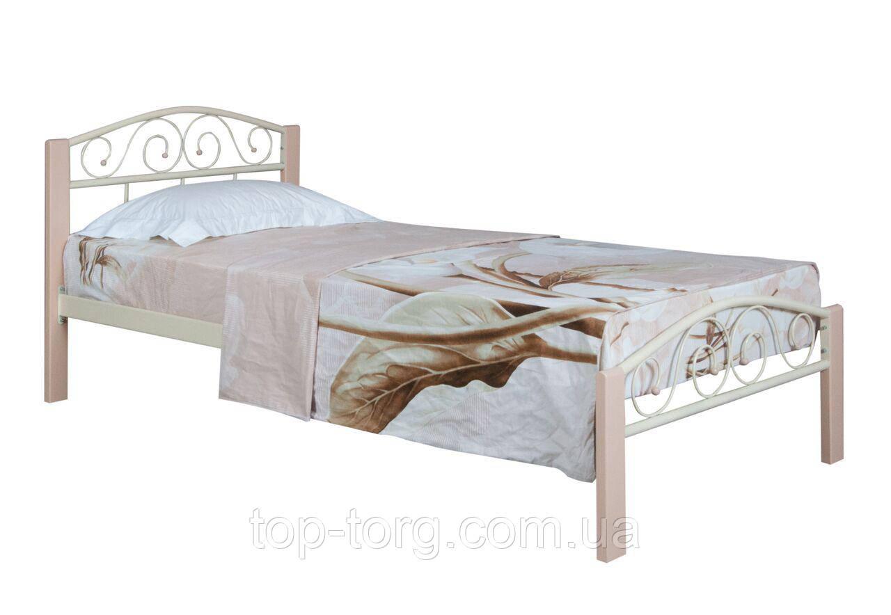 Кровать VEDERI 900x2000 beige