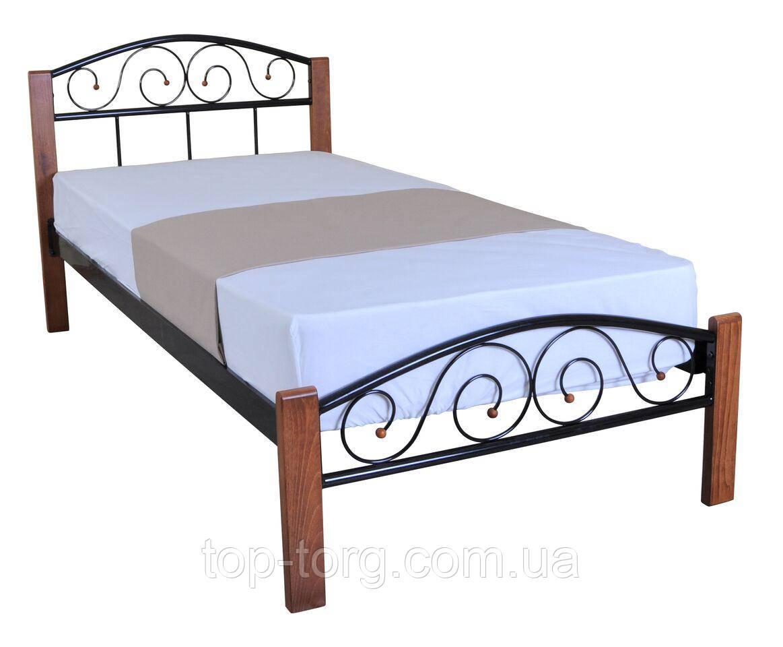 Кровать VEDERI 900x2000 black