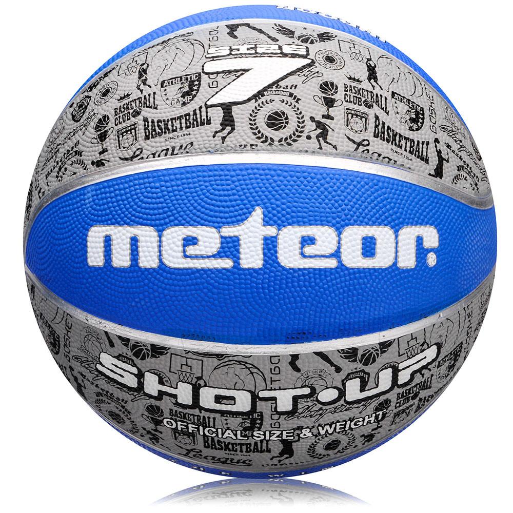Баскетбольный мяч Meteor SHOT-UP размер 7 (original) Польша